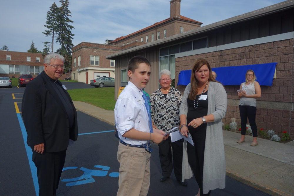 Frank E. O'Brien SSC Dedication Event 2017