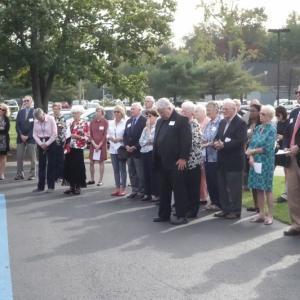 Frank E. O'Brien SSC Dedication Event 2017