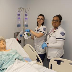 Nursing Laboratory Reception  & Unveiling