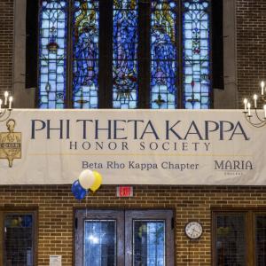 Phi Theta Kappa Induction Ceremony 2019