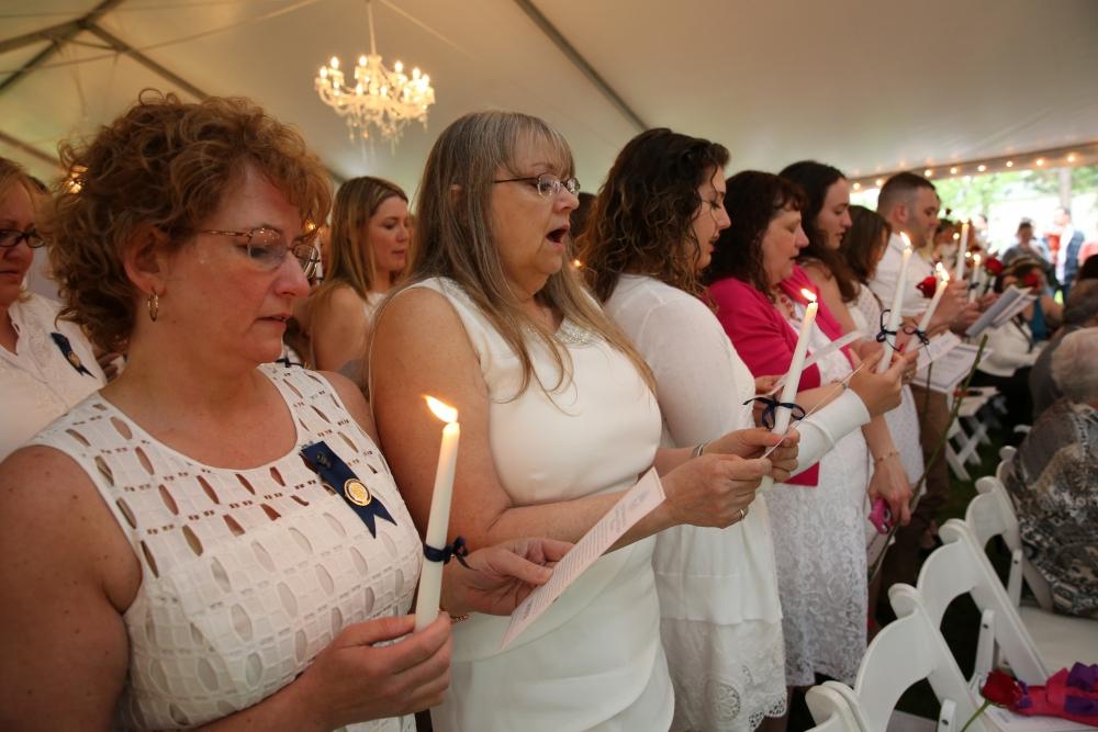 White Tea Ceremony 2016