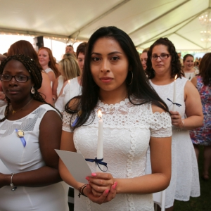 White Tea Ceremony 2017
