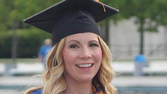 graduate Janeen Javorski
