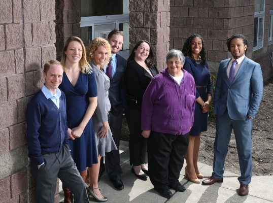 student affairs group photo