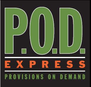 POD Express Logo