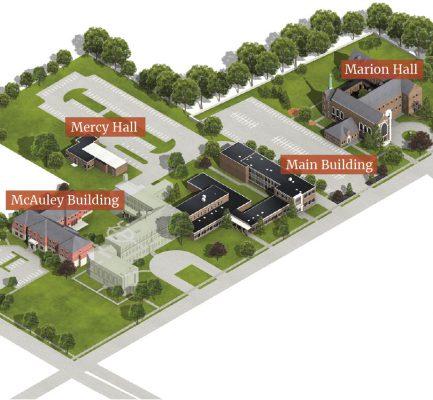 Campus Map - Mobile