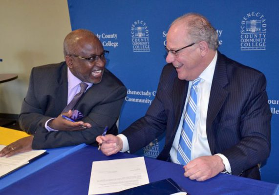 SCCC articulation agreement