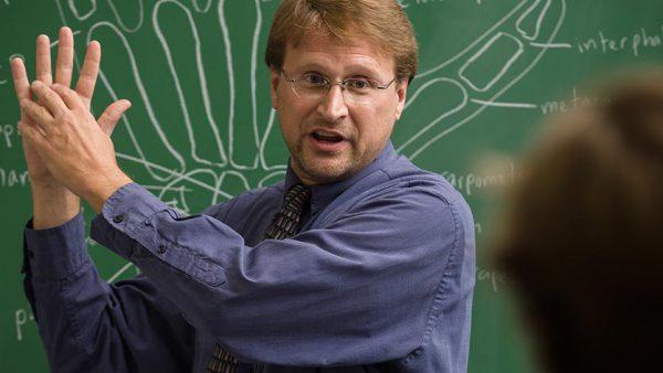 Scott Homer, OTA instructor