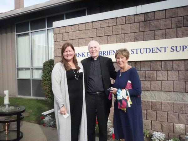 Student Support Center Dedication Event
