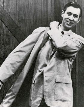 Fred Rogers of Mr. Rogers Neighborhood