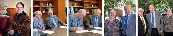 Richard Siek establishes the Andrea Lewis Siek Endowed NursingScholarships