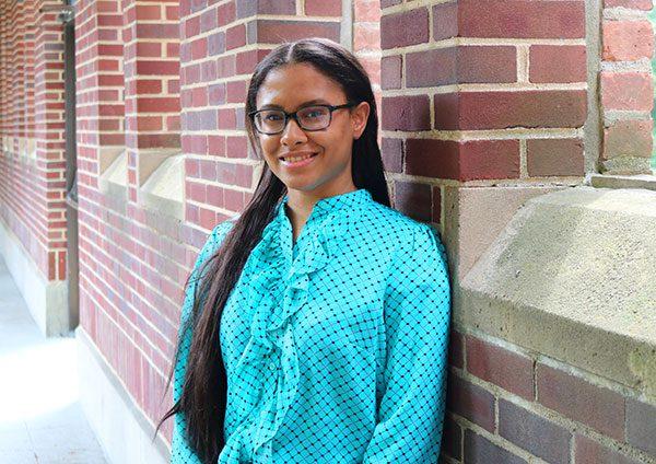 Devon Garcia, Opportunity Programs Student