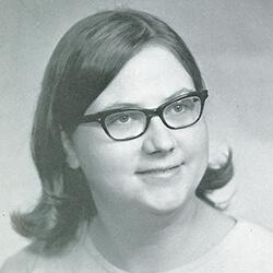 student Christine Gryscavage