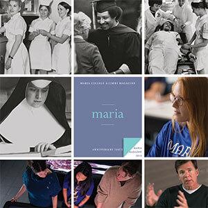 Maria College Flyer