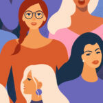 women from different cultural backgrounds