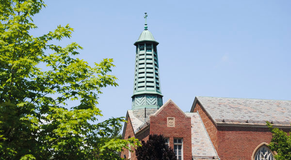 Marian Hall chapel image
