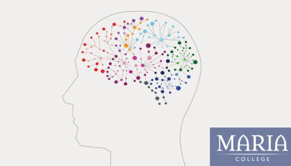 Maria College Brain Icon