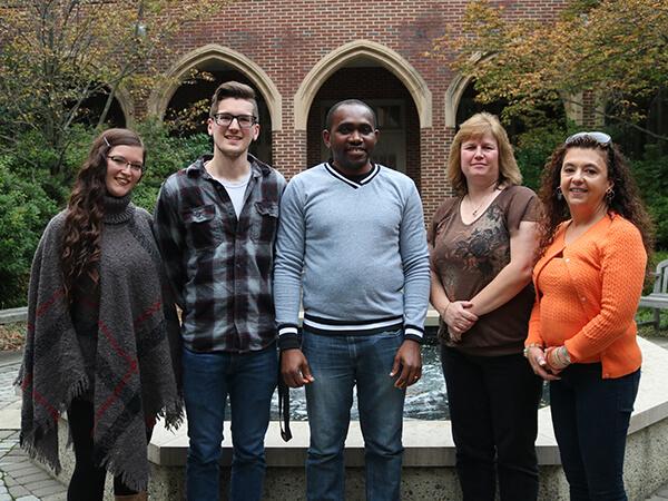 Maria Story Spector Scholarship Recipients