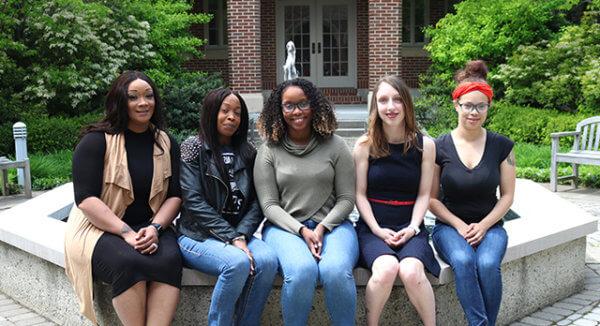 Group of Siena Students & Faculty Members