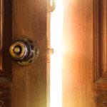 Ornate Door Knob